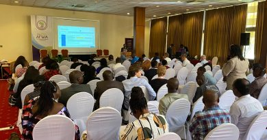 Fostering Partnerships in the Water and Sanitation Sector at the 20th AfWA Conference in Kampala, Uganda
