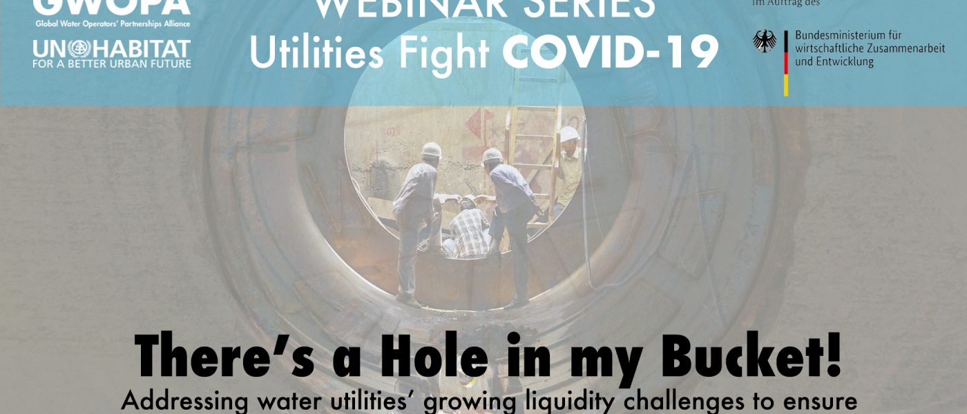 Upcoming Webinar: There's a Hole in my Bucket!