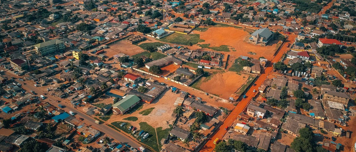 How Drones Can Change the Water Sector: WaterWorX in Ghana Explore the Potentials