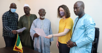 WaterWorX WOP in Bamako connects 1000 households to taps